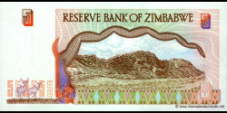 Zimbabwe - p05b - 5 Dollars - 1997 - Reserve Bank of Zimbabwe