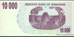 Zimbabwe - p46b - 10.000 Dollars - 01.08.2006 - Reserve Bank of Zimbabwe