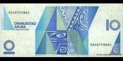 Aruba - p16 - 10 Florin - 01.12.2003 - Centrale Bank van Aruba