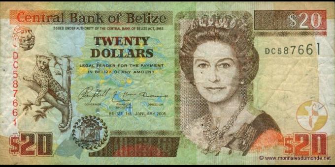 Belize-p69b