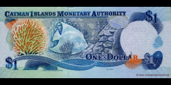 Caïmans - p33c - 1 Dollar - 2006 - Cayman Islands Monetary Authority