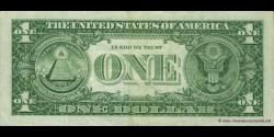 Etats Unis d'Amérique - p474 - 1 Dollar - 1985 - Federal Reserve System