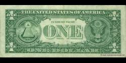 Etats Unis d'Amérique - p496a - 1 Dollar - 1995 - Federal Reserve System