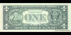 Etats Unis d'Amérique - p523a - 1 Dollar - 2006 - Federal Reserve System
