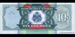 Haïti - p265b - 10 Gourdes - 2004 - Banque de la République d'Haïti