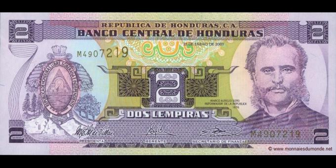 Honduras-p80Ad