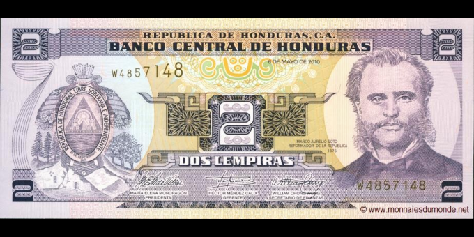 Honduras-p80Ah