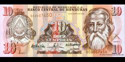 Honduras-p86c