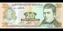 Honduras-p93a