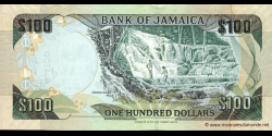 Jamaïque - p84c - 100 Dollars - 15.01.2007 - Bank of Jamaica