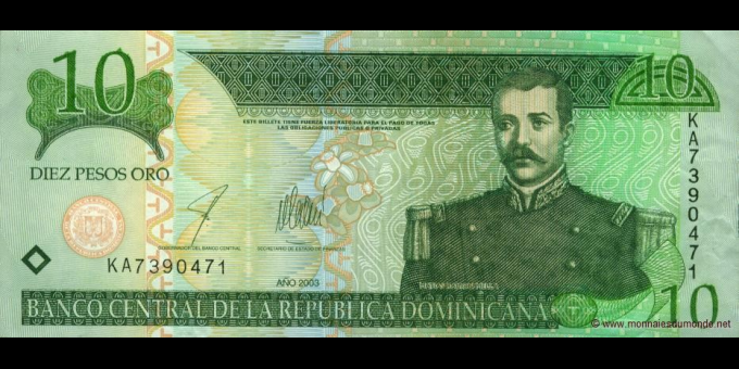 République Dominicaine-p168c