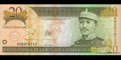 République Dominicaine-p169c