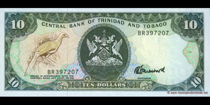 Trinidad et Tobago-p38c