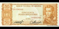 Bolivie-p162a