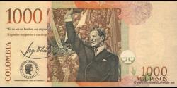 Colombie - p456e - 1.000 Pesos - 07.11.2006 - Banco de la República