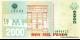 Billet de Colombie - Pick 457e - 2000 pesos - 2006