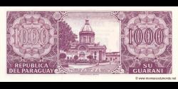 Paraguay - p221 - 1.000 Guaranies - 2002 - Banco Central Del Paraguay
