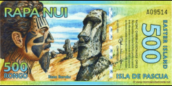 Paques - pNL1 - 500 Rongo - 2011 - Rapa Nui, Isla de Pascua, Easter Island