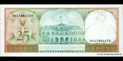 Suriname - p127b - 25 Gulden - 01.01.1985 - Centrale Bank van Suriname