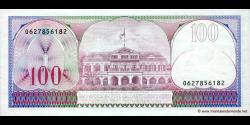 Suriname - p128b - 100 Gulden - 01.01.1985 - Centrale Bank van Suriname