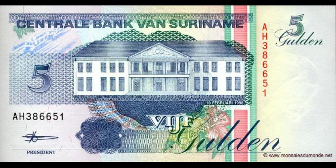 Suriname-p136b