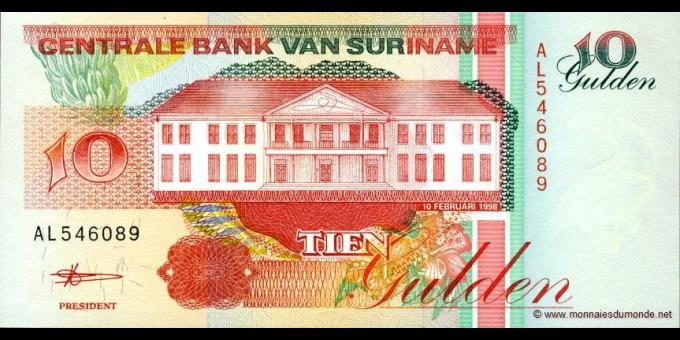 Suriname-p137b