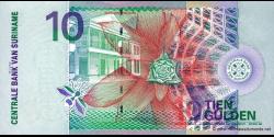 Suriname - p147 - 10 Gulden - 01.01.2000 - Centrale Bank van Suriname