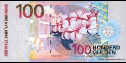 Suriname - p149 - 100 Gulden - 01.01.2000 - Centrale Bank van Suriname