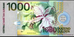 Suriname - p151 - 1.000 Gulden - 01.01.2000 - Centrale Bank van Suriname