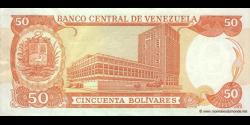 Venezuela - p65e - 50 Bolívares - 01.05.1995 - Banco Central de Venezuela