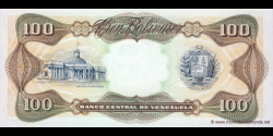 Venezuela - p66f - 100 Bolívares - 05.02.1998 - Banco Central de Venezuela