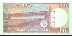 Bangladesh - p32 - 10 Taka - 1996 - Bangladesh Bank