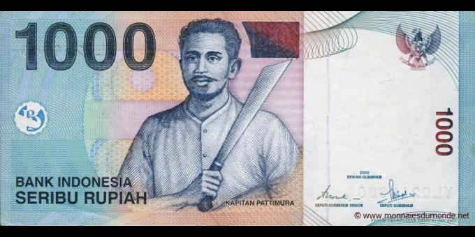 Indonésie-p141d