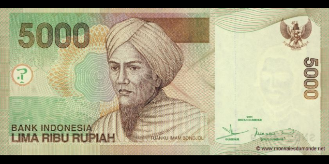 Indonésie-p142a