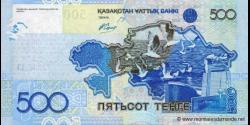 Kazakhstan - p29 - 500Tenge - 2006 - Kazakstan Ülttyk Banki