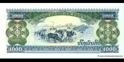 Laos - p32Ab - 1.000 Kip - 2003 - Bank of the Lao Peoples Democratic Republic