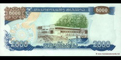 Laos - p33a - 2.000 Kip - 1997 - Bank of the Lao Peoples Democratic Republic