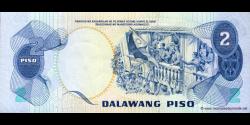 Philippines - p159c - 2Piso - ND (1978) - Bangko Sentral ng Pilipinas