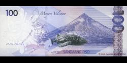 Philippines - p208a - 100Piso - 2010 - Bangko Sentral ng Pilipinas