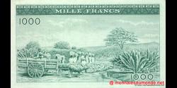 Guinée - p15 - 1 000 francs - 01.03.1960 - Banque Centrale de la République de Guinée