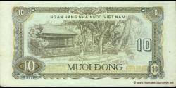 Viêt Nam - p086 - 10Ðồng - 1980 - Ngân Hàng Nhà Nu'ớc Việt Nam (State Bank of Viêt Nam)