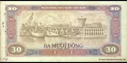 Viêt Nam - p087a - 30Ðồng - 1981 - Ngân Hàng Nhà Nu'ớc Việt Nam (State Bank of Viêt Nam)