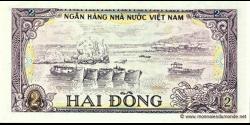 Viêt Nam - p091 - 2Ðồng - 1985 - Ngân Hàng Nhà Nu'ớc Việt Nam (State Bank of Viêt Nam)
