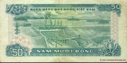 Viêt Nam - p096 - 50Ðồng - 1985 - Ngân Hàng Nhà Nu'ớc Việt Nam (State Bank of Viêt Nam)