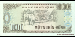 Viêt Nam - p106a - 1.000Ðồng - 1988 - Ngân Hàng Nhà Nu'ớc Việt Nam (State Bank of Viêt Nam)