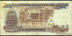 Viêt Nam - p117 - 100.000Ðồng - 1994 - Ngân Hàng Nhà Nu'ớc Việt Nam (State Bank of Viêt Nam)