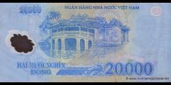 Viêt Nam - p120a - 20.000Ðồng - 2006 - Ngân Hàng Nhà Nu'ớc Việt Nam (State Bank of Viêt Nam)