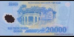 Viêt Nam - p120d - 20.000Ðồng - 2009 - Ngân Hàng Nhà Nu'ớc Việt Nam (State Bank of Viêt Nam)