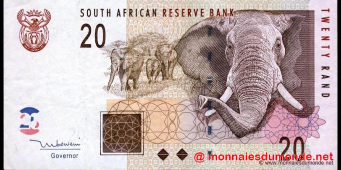 Afrique du Sud-p129a