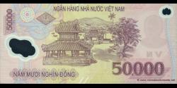 Viêt Nam - p121a - 50.000Ðồng - 2003 - Ngân Hàng Nhà Nu'ớc Việt Nam (State Bank of Viêt Nam)